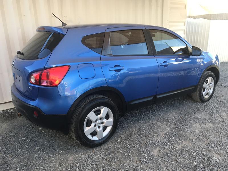 Nissan Dualis 2008 Blue 7