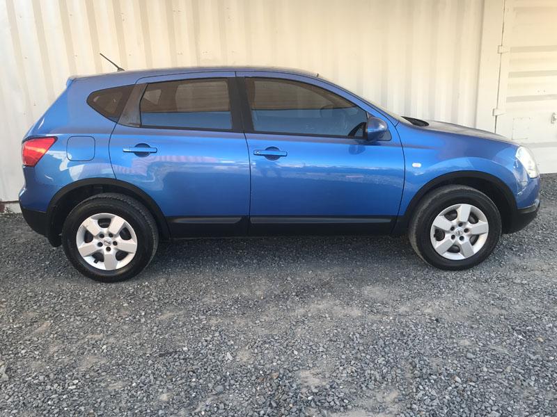 Nissan Dualis 2008 Blue 8