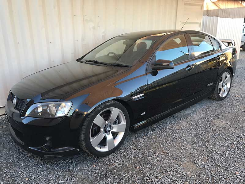 VE V8 SS Holden Commodore Black 2006 Black - Used Vehicle Sales