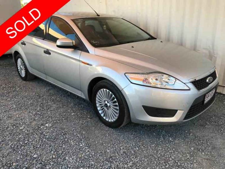 Ford Mondeo 2007 Silver For Sale