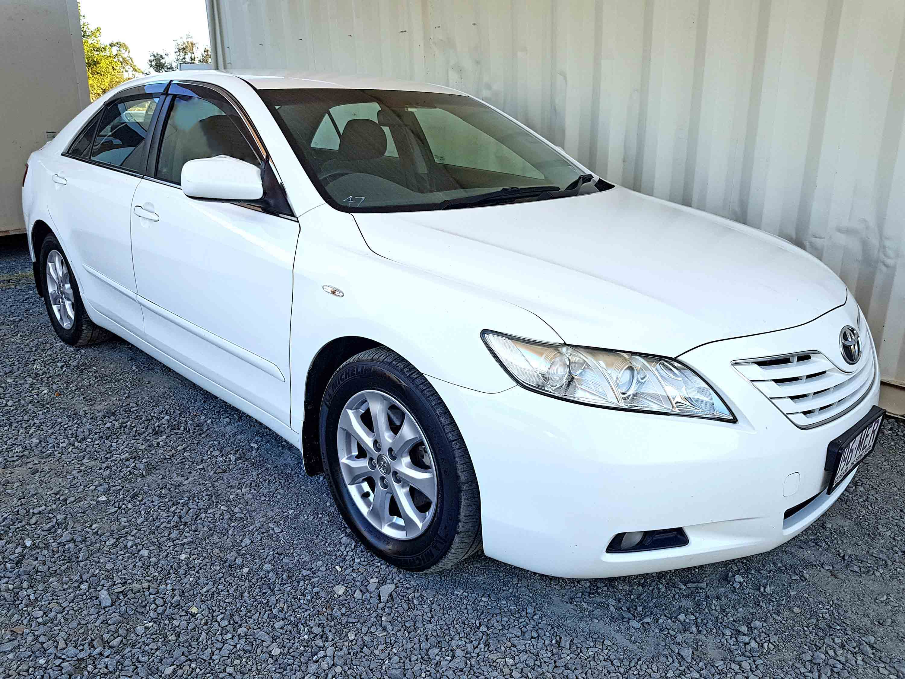 Automatic cars toyota camry 2006 for sale 1