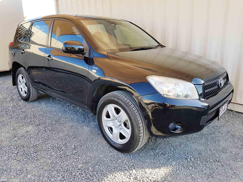 Used Toyota Rav4 For Sale >> Toyota RAV4 Wagon 2006 Black For Sale $7,990 - Used Vehicle Sales
