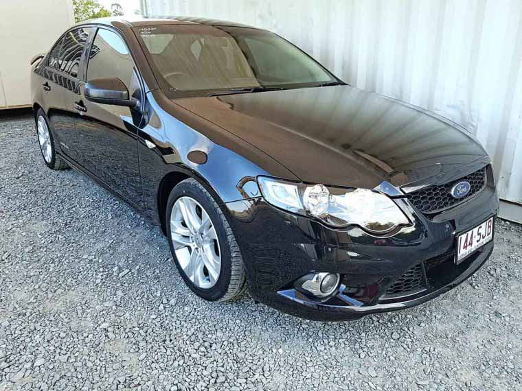 Automatic-Ford-Falcon-FG-XR6-Sedan-2009-For-Sale