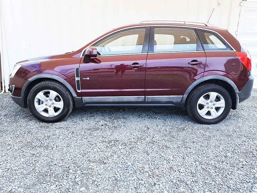 Drive Away Auto Sales >> Turbo Diesel AWD SUV Holden Captiva 2011 Red - Used ...
