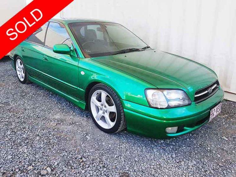 Tricked-up-Subaru-Liberty-Sedan-1999-For-Sale-1