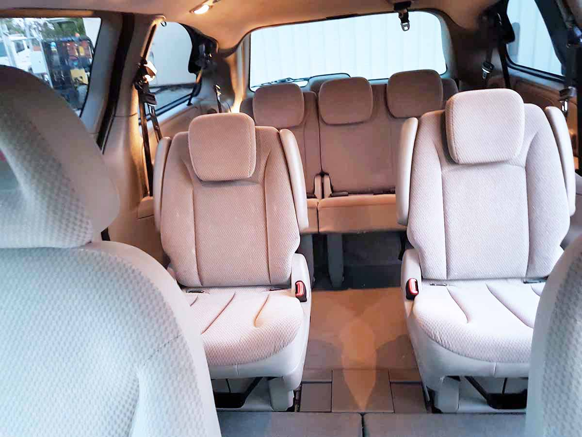 Car Safety Features >> Chrysler Grand Voyager 2006 Gold - Used Vehicle Sales