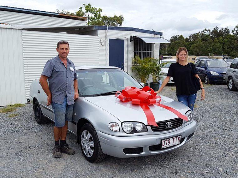 2000 Corolla Buyer