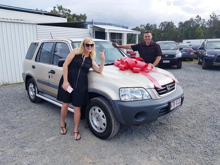 2000 Honda CRV Buyer