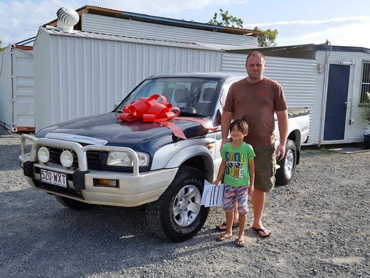2003 Mazda Bravo Buyer