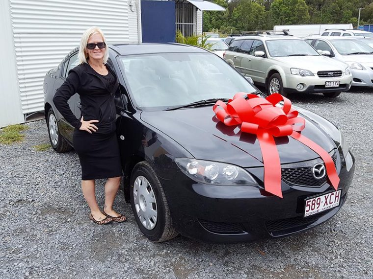 2004 Mazda 3 Buyer