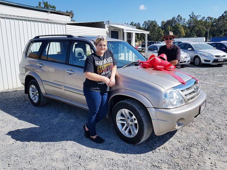 2004 Suzuki XL7 Buyer