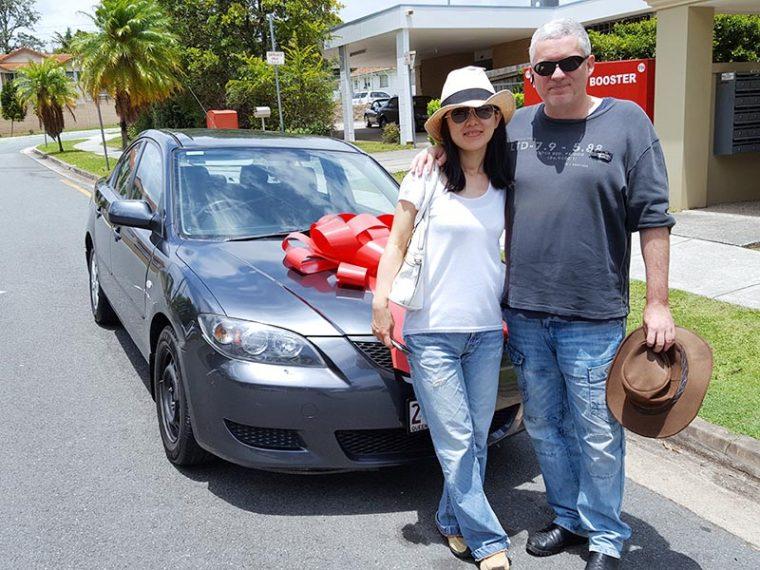 2005 Mazda 3 Buyer