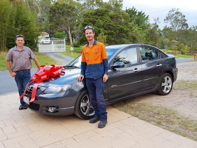 2005 Mazda SP23 Buyer