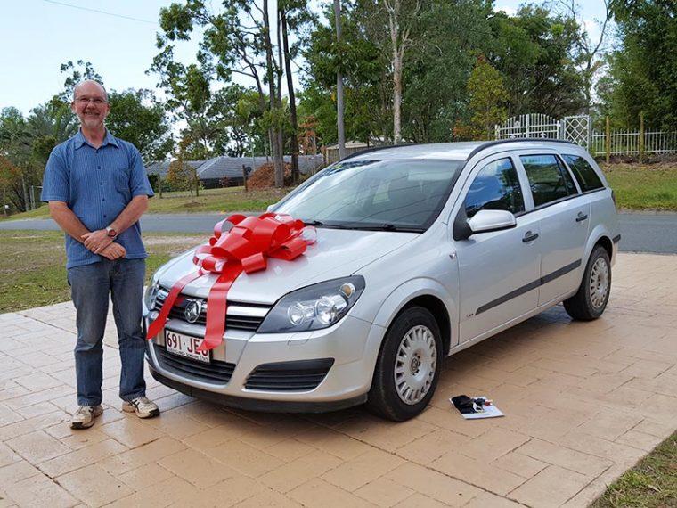 2005 Astra Wagon Buyer