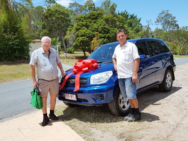 2005 RAV4 Buyer