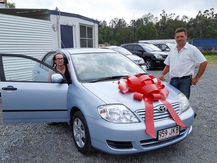 2006 Corolla Buyer