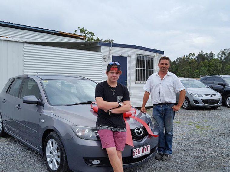 2006 Mazda 3 Buyer