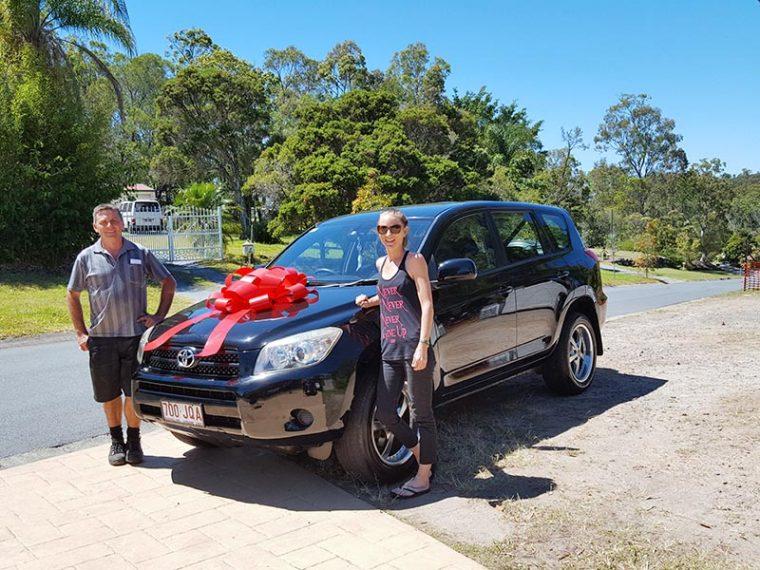 2006 RAV4 Buyer Black