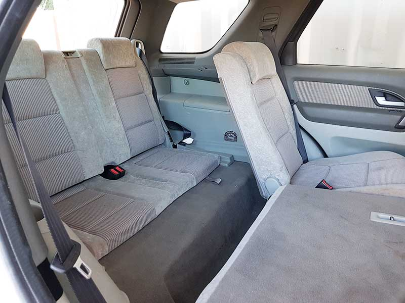 automatic 7 seat suv ford territory 2005 for sale 18 used vehicle sales. Black Bedroom Furniture Sets. Home Design Ideas