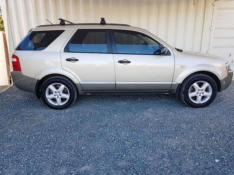 automatic 7 seat suv ford territory 2005 for sale 9 used vehicle sales. Black Bedroom Furniture Sets. Home Design Ideas