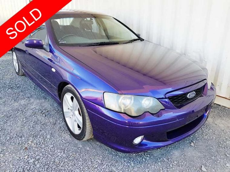 Ford-Falcon-BA-XR6-Purple-2003-For-Sale