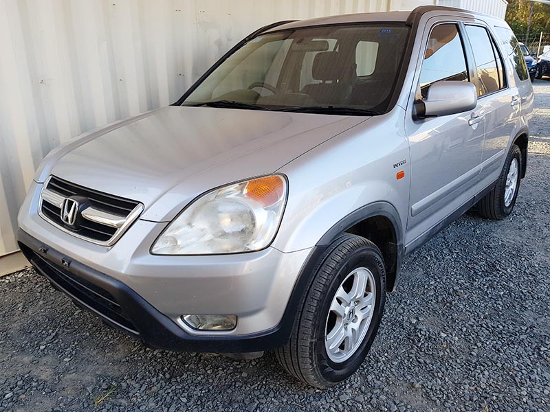 honda cr v sport 2004 silver for sale 3 used vehicle sales. Black Bedroom Furniture Sets. Home Design Ideas