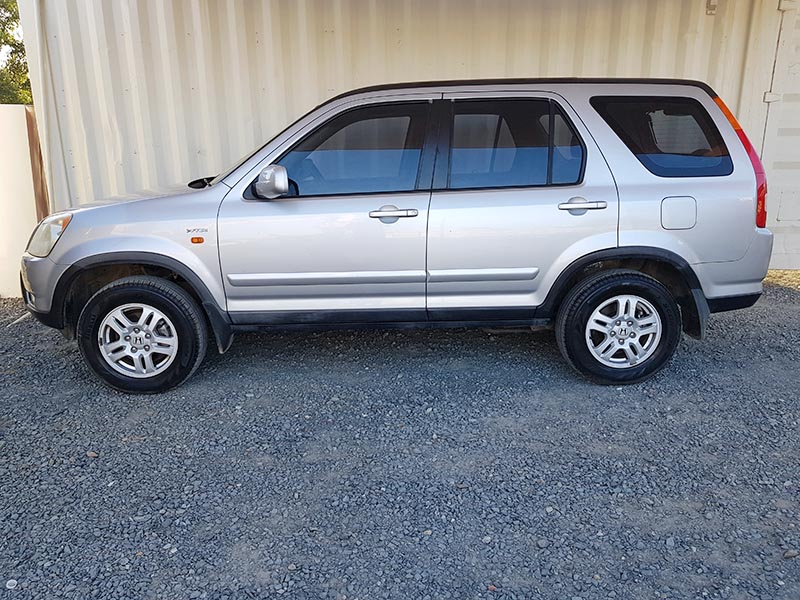 honda cr v sport 2004 silver for sale 4 used vehicle sales. Black Bedroom Furniture Sets. Home Design Ideas