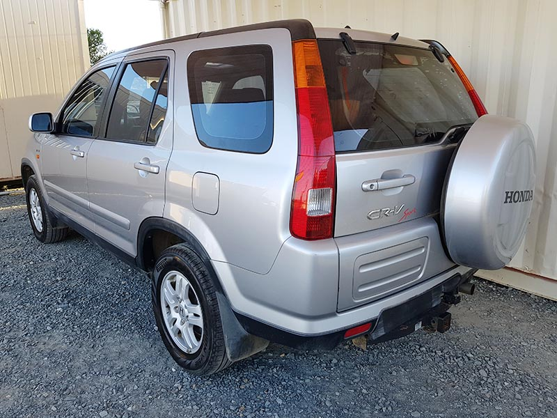 honda cr v sport 2004 silver for sale 5 used vehicle sales. Black Bedroom Furniture Sets. Home Design Ideas
