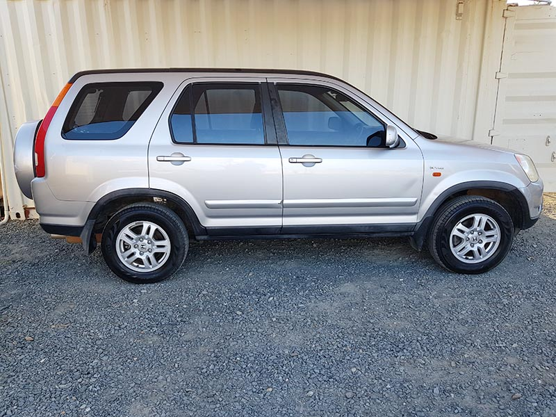 honda cr v sport 2004 silver for sale 9 used vehicle sales. Black Bedroom Furniture Sets. Home Design Ideas
