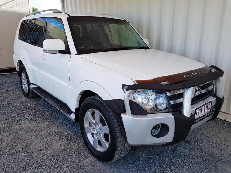 Mitsubishi Pajero VR-X 2007 For Sale