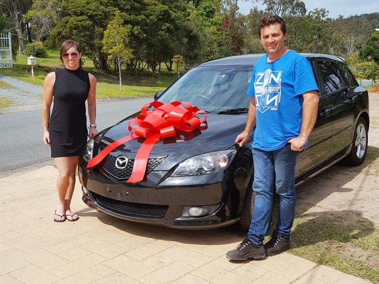 04 Mazda 3 buyer