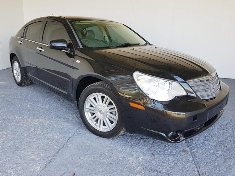 Chrysler Sebring Touring 2008 Black