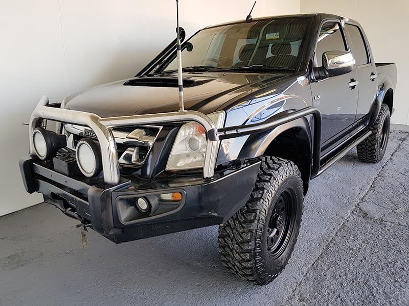 Isuzu D-max Turbo Diesel 2010 Black | Used Vehicle Sales