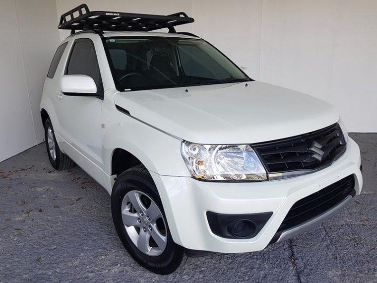 Suzuki Grand Vitara 2015 White
