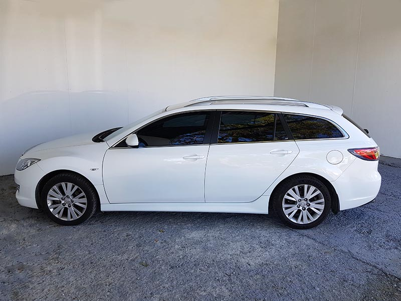 automatic 4cyl wagon mazda 6 2008 white 4 used vehicle sales. Black Bedroom Furniture Sets. Home Design Ideas