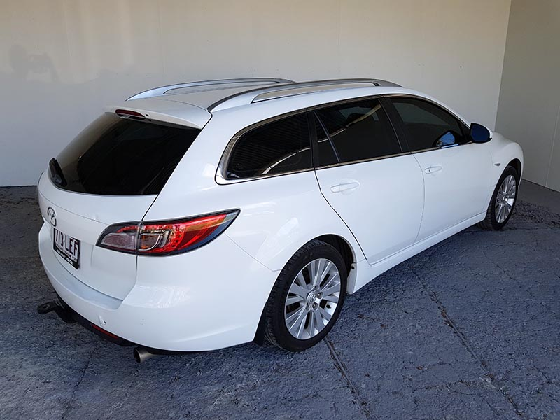 automatic 4cyl wagon mazda 6 2008 white 7 used vehicle sales. Black Bedroom Furniture Sets. Home Design Ideas