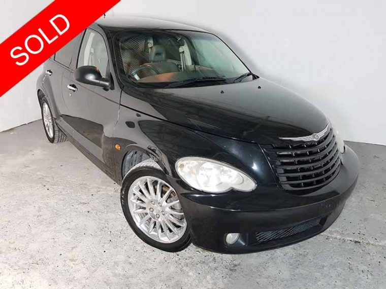 2008 PT Cruiser Touring GT Black