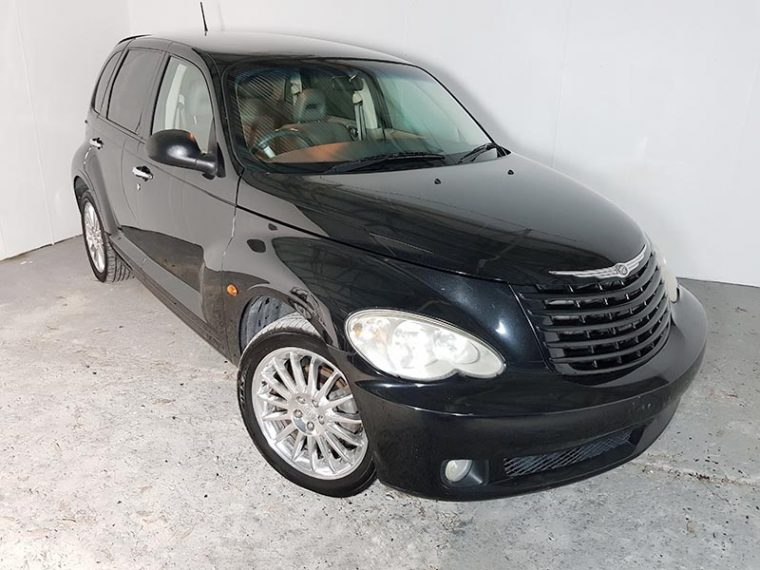 Automatic PT Cruiser Touring GT 2008 Black