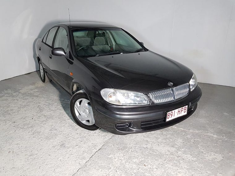 Automatic 4cyl Sedan Nissan Pulsar 2002 From $16/week T.A.P.