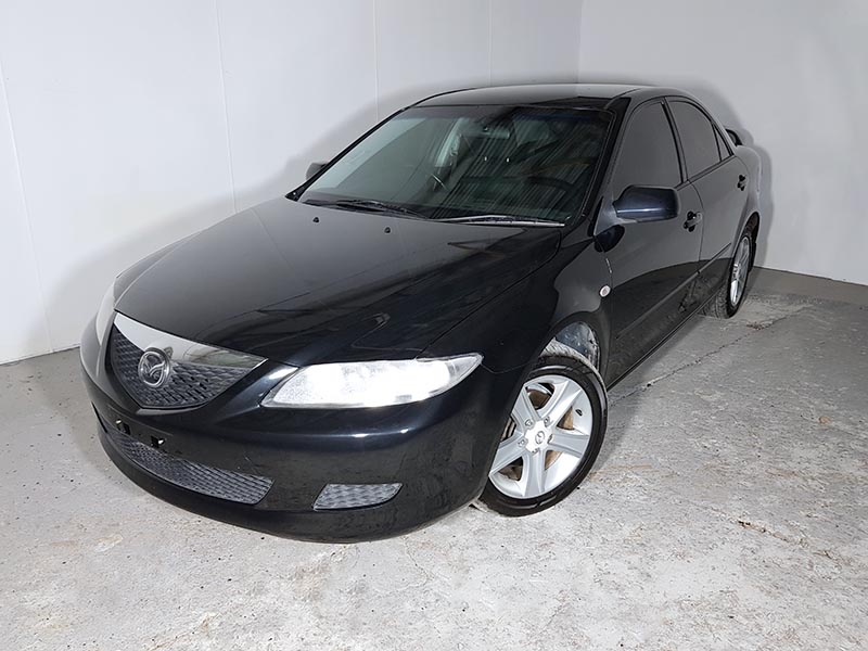 Buying A Car With No Title >> (SOLD) Automatic 4cyl Mazda 6 Sedan 2005 Maroon | Used ...