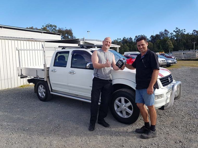 2004 Holden Rodeo Dual Cab