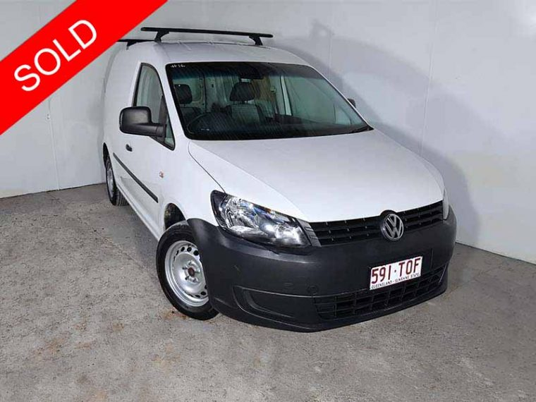 2014 Volkswagen Caddy Runner SWB Van