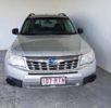 AWD Subaru Forester X Wagon 2011 Silver – 2