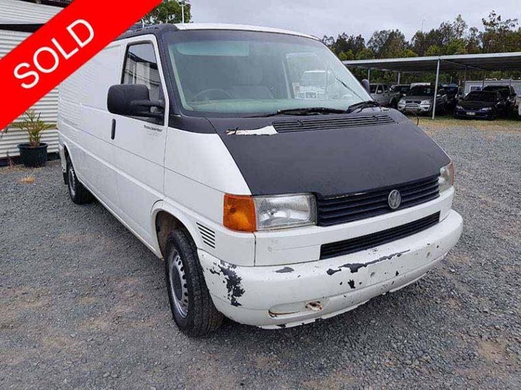 1999 VW Transporter T4 Van