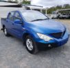 2007 Ssangyong Actyon Sports 4×2 Dual Cab Ute Diesel 5 Speed Manual Blue – 1