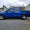 2007 Ssangyong Actyon Sports 4×2 Dual Cab Ute Diesel 5 Speed Manual Blue – 4