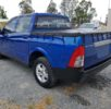 2007 Ssangyong Actyon Sports 4×2 Dual Cab Ute Diesel 5 Speed Manual Blue – 5