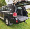 2008 Toyota Landcruiser GXL 200 Series 4×4 Black – 10