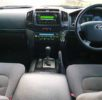 2008 Toyota Landcruiser GXL 200 Series 4×4 Black – 11