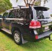 2008 Toyota Landcruiser GXL 200 Series 4×4 Black – 6